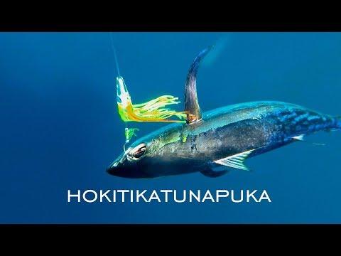 Josh James TUNA Fishing NEW ZEALAND In The Hokitika Trench, Deep Water Offshore Fishing