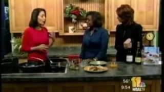 Impress For Less Cookbook On Nbc 11 Baltimore-wbal