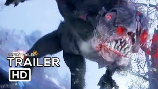 METRO EXODUS Official Trailer (2019) E3 2018 Game HD