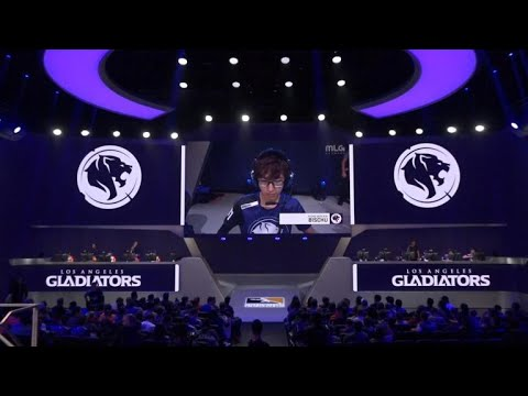 Gamers go pro: Inside the Overwatch League