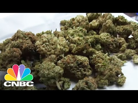 Alcohol Sales Could Suffer With Further Marijuana Legalization | CNBC