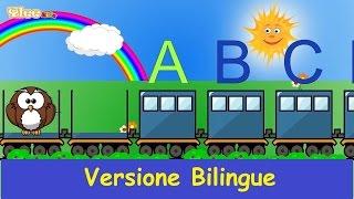 Canzone dell'ABC - ABC Song - Canzone per bambini - Yleekids Italiano