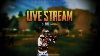 🛑PUBG MOBILE LIVE STREAMING