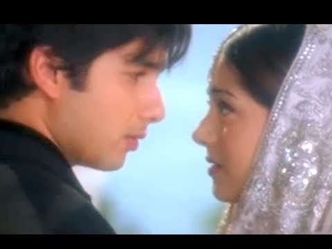 Sirf Do Minute Please | Shahid Kapoor & Amrita Rao's Romantic Scene | Vivah