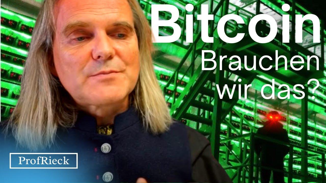 Blockchain Mining: Wieso werden Bitcoin