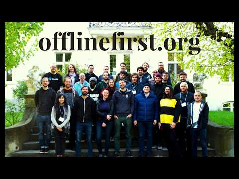 Maureen McElaney: Go Offline First to Save The World | JSConf EU 2017