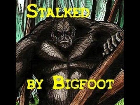 Wayne (Dallas & Wayne Bigfoot hunters) true Bigfoot encounter eye witness