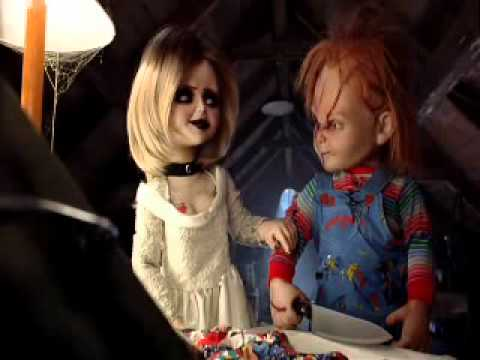 Chucky And Tiffany