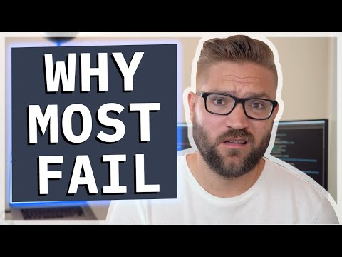 Why Most Self-Taught Programmers FAIL