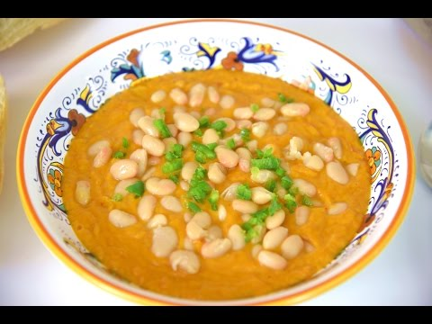 Henry Tex Mex White Bean Soup FEAT:Blenditup and Vitamix 780!