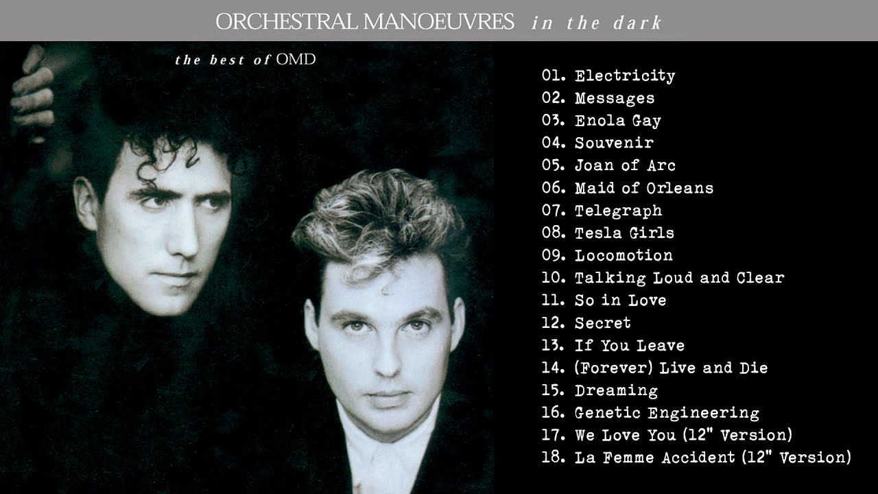 The Best Of OMD (Orchestral Manoeuvres In The Dark)