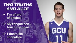 Two Truths & a Lie: Christian Janke (Men's Volleyball)