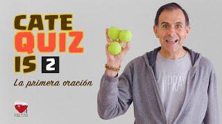 CATEQUIZIS Cap. 2 | LA PRIMERA ORACIÓN | Juan Manuel Cotelo