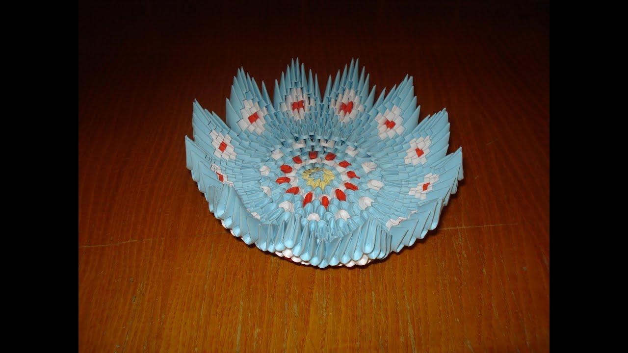 Flowers Online 2018 Origami Flower Basket Tutorial Flowers Online