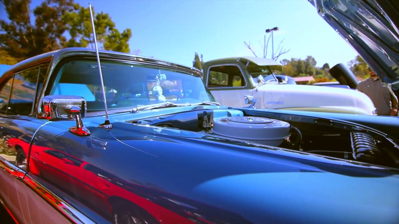 2015 Whittier Area Classic Car Show - YouTube