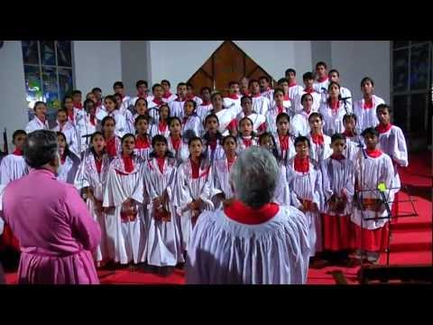 2012 Christmas Carols...Nedungadapally-Handel's Messiah Hallelujah Chorus - 2nd song