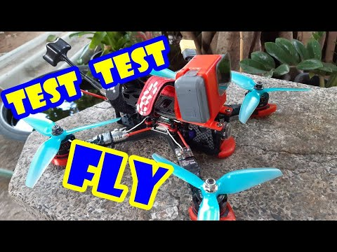 Фото MY NEW BABY:FPV Freestyle