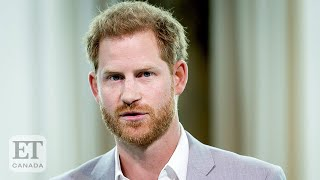 Prince Harry Calls For Social Media Reform