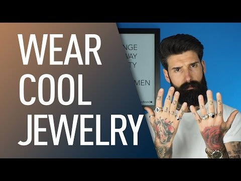 The Do's & Don'ts Of Wearing Jewelry For Men from YouTube · Duration:  5 minutes 17 seconds