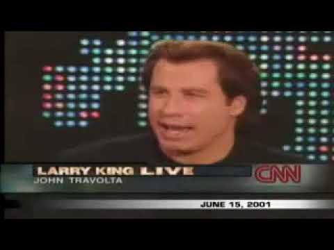Larry King    John Travolta about his son Jett