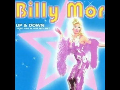 UP & DOWN Billy More - KARAOKE