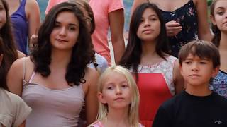 voices dream voena choir in italy 2014 original song by annabelle marie