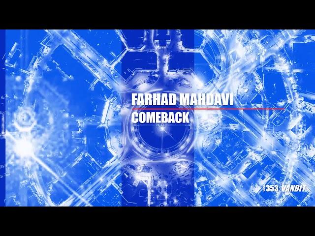 Farhad Mahdavi - Comeback (VAN2353)