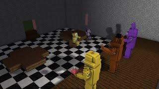 Making Minecraft Freddy Fazbear