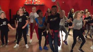 Yemi Alade - Tumbum (Official Dance) Choreo By Petit Afro || Tresor Dance Centre Hoogeveen
