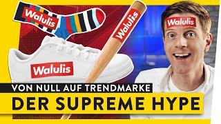 Supreme: Der absurde Hype um Mode im Internet | WALULIS