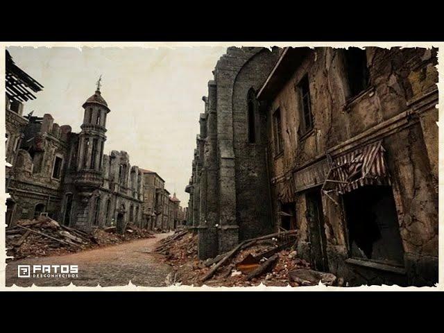 As cidades fantasmas brasileiras que você não imaginava que existiam
