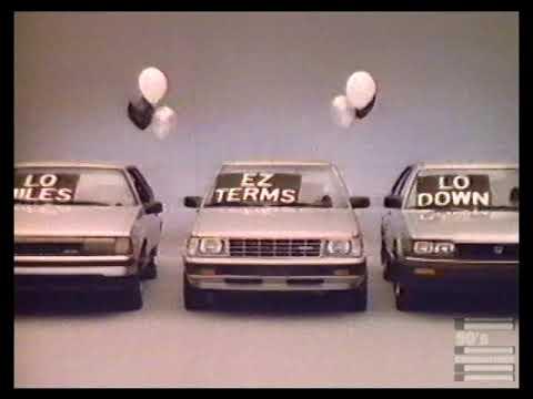 Chevrolet Corsica Beretta GT Commercial 1988