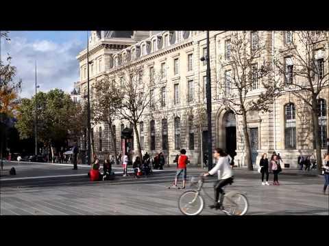 Usages partagées - Place de la République
