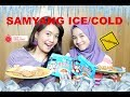 SAMYANG ICE COLD CHALLENGE - FOLLOW BACK FOLLOWERS 2017! / INDONESIA