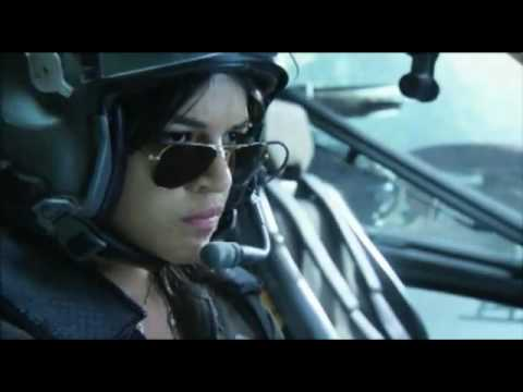 AVATAR- Michelle Rodriguez as Trudy Chacon (Profile) Sneak Peak