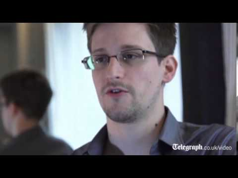 New Edward Snowden interview released