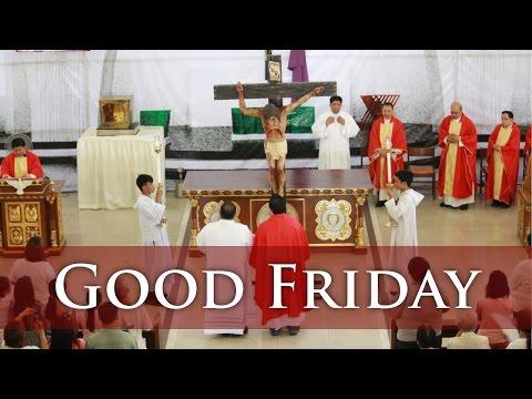 Holy Week 2016 : Good Friday