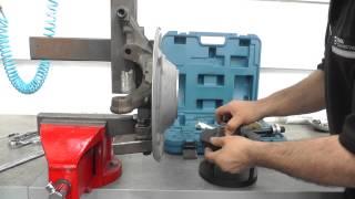 5823   laser tools   wheel bearing remover installer for smart forfour mitsubishi colt 6