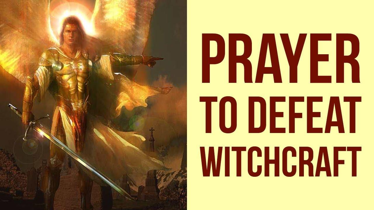 PRAYER TO BREAK WITCHCRAFT POWER (Against Curses, Spells, Black Magic) ✅