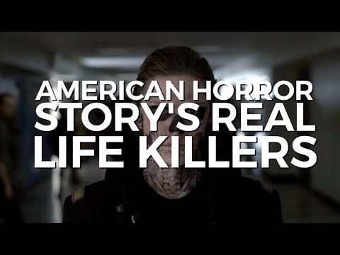The Real Life Serial Killers That Inspired American Horror Story