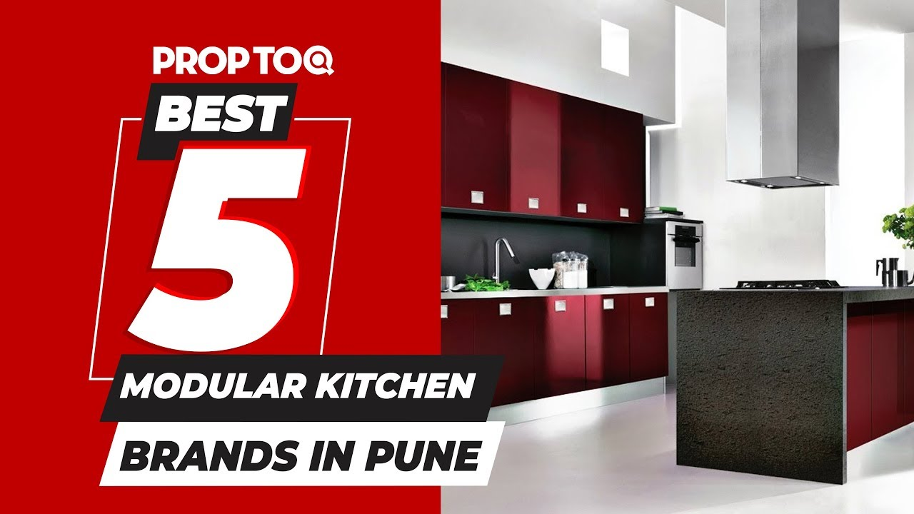 Best 9 Modular Kitchen brands in Pune   On the basis of year established