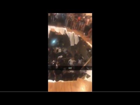 شاهد: رقصوا وقفزوا فخرقوا أرضية الشقة التي كانوا فيها !  - نشر قبل 5 ساعة