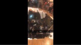 شاهد: رقصوا وقفزوا فخرقوا أرضية الشقة التي كانوا فيها !