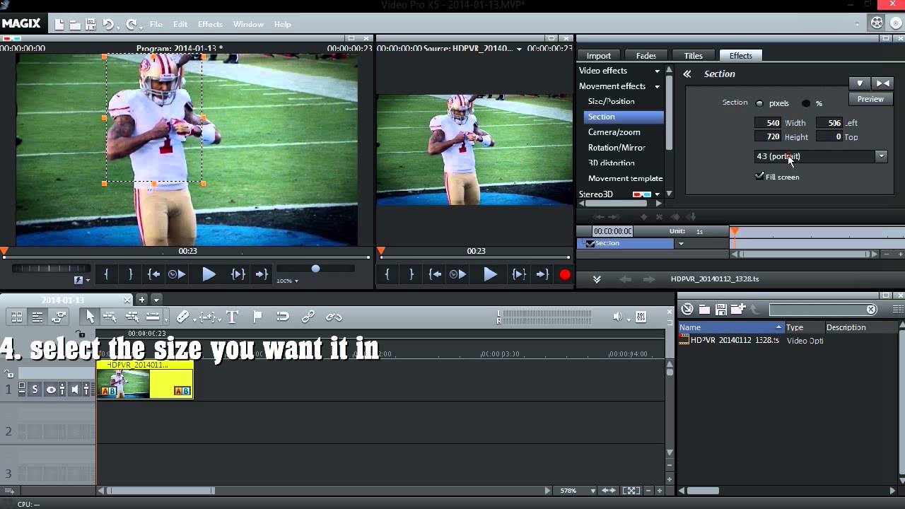 How to make an animated gif from a video using magix video editing how to make an animated gif from a video using magix video editing software negle Image collections