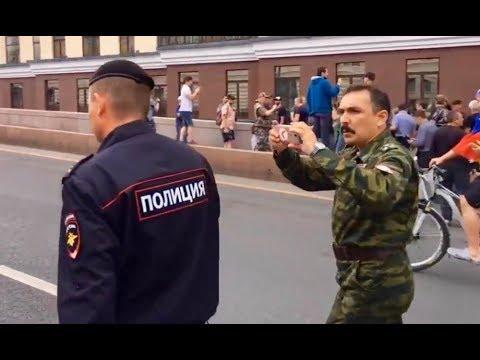 Полковник Шендаков - упырей корёжит от правды!