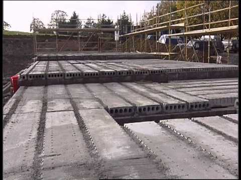 Spanwright Reinforced Precast Floors Hollowcore Flooring