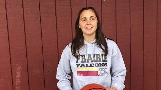 All-Region Female Athlete of the Year: Meri Dunford, Prairie