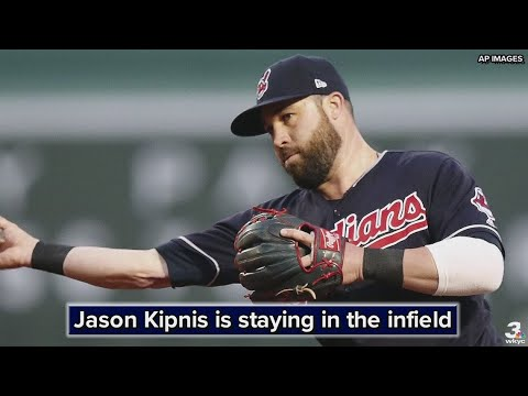 Maria - Francona Named Kipnis As Starting Second Baseman