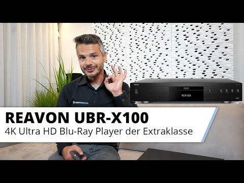 REAVON UBR-X100 im Test - Der neue Top UHD Blu-Ray Player im Detail