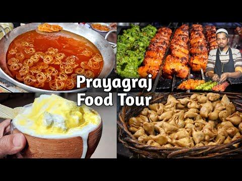 Prayagraj Food Tour | Iconic Food Joints | Allahabad | Indian Street Food | Zaikaa Khaas Hai